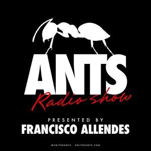 Francisco Allendes - ANTS Radio Show 021 2018-08-17 Artwork
