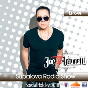 Joe T Vannelli - Supalova Radio Show 2018-08-17 Artwork
