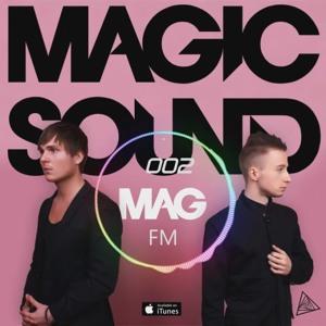 Magic Sound - MAG FM 002 2018-08-17 Artwork