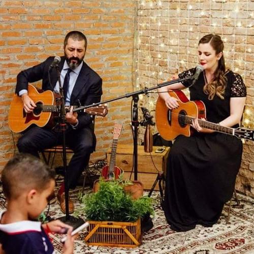 Mar de Gente (O Rappa) COVER AO VIVO Bianca e Daniel Prado