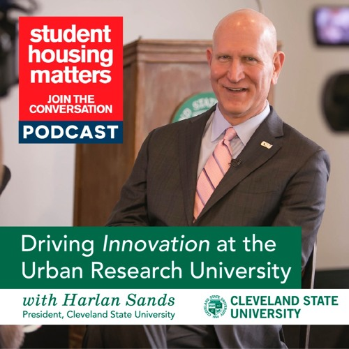Driving Innovation at the Urban Research University | Student Housing Matters