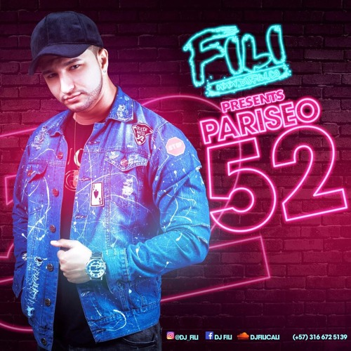 DJ FILI - PARISEO 52