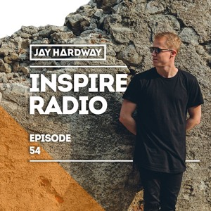Jay Hardway - Inspire Podcast 054 2018-08-17 Artwork