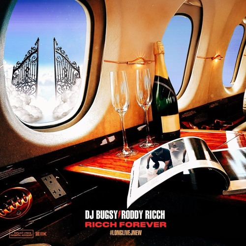 Dj Bugsy ft. Roddy Ricch - Ricch Forever #LLJN