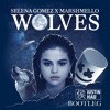 SELENA GOMEZ AND MARSHMELLO - WOLVES (JUSTIN HAU BOOTLEG)(CLICK BUY FOR FREE DOWNLOAD)