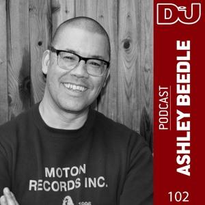 Ashley Beedle - DJ Mag Podcast 102 2018-08-17 Artwork
