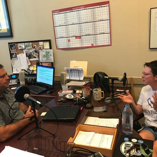 Downtown Winston-Salem Podcast - Venture Cafe