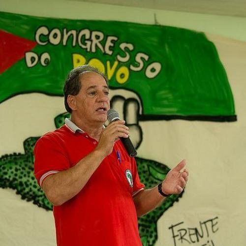 Jaime Amorim, dirigente do MST, fala sobre o processo da Greve de Fome, que já dura 18 dias