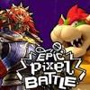Bowser Vs Ganondorf S01 E05 Epic Pixel Battle Mp3