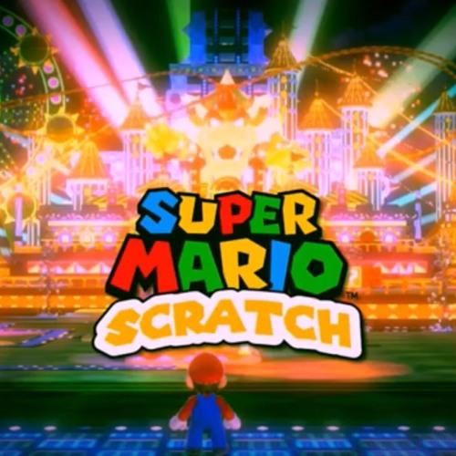 (SM3DW) World Bowser Remix (for Super Mario Scratch)