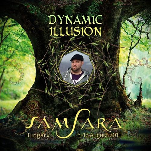 Dynamic Illusion @ SAMSARA Alter Stage (2018)