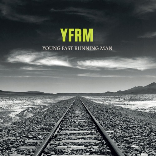 Young Fast Running Man