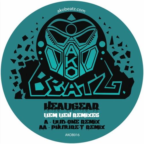 Headgear - Dem Deh Remixes [EP] 2018