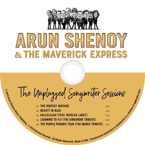 Arun Shenoy & The Maverick Express - Hallelujah (feat. Nicolas Laget)