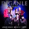 Leslie Grace Ft Becky G & Cnco - Diganle (Dj Salva Garcia & Dj Alex Melero 2018 Edit) Portada del disco