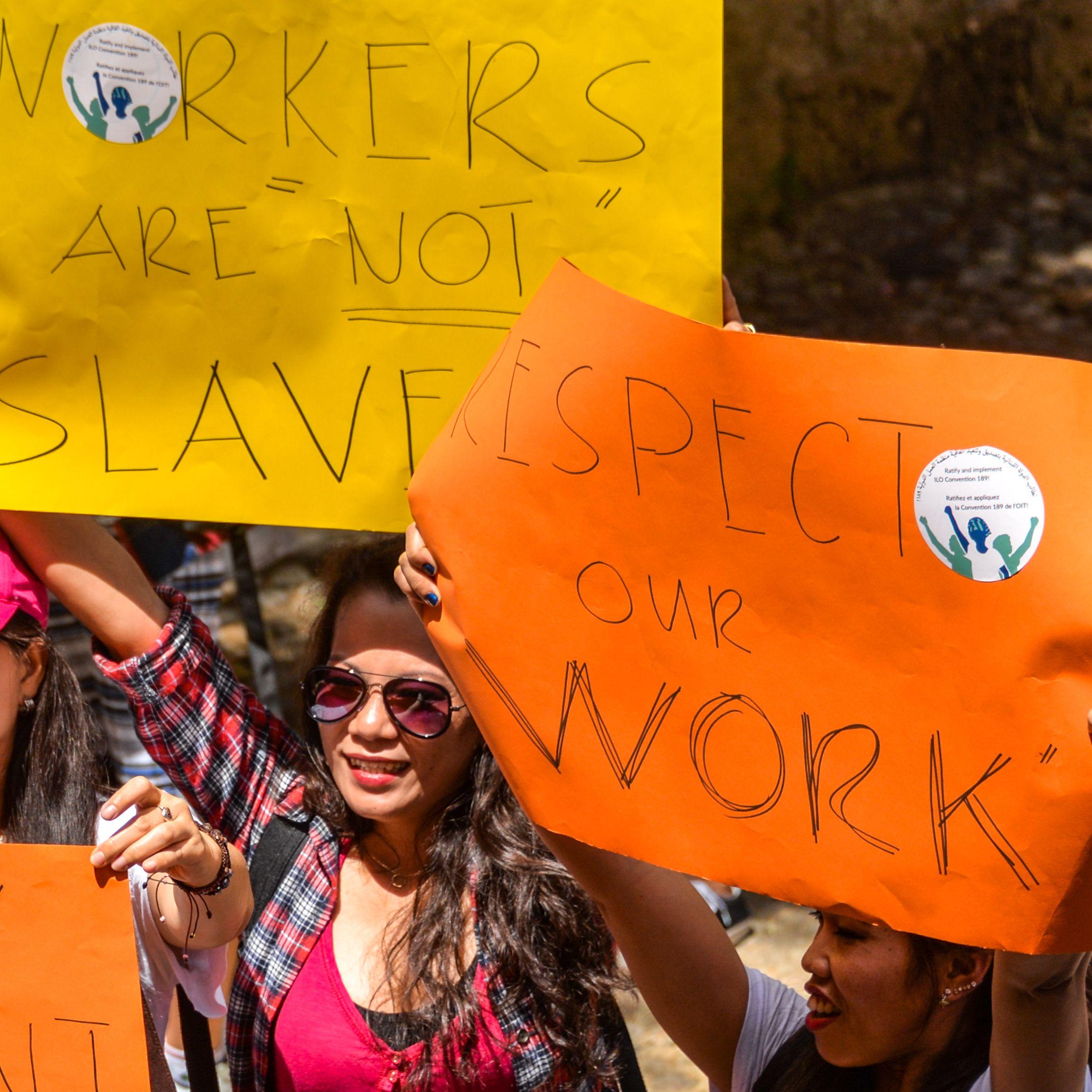 Migrant Labor in Contemporary Beirut