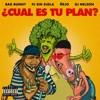 Cual Es Tu Plan - Bad Bunny, PJ Sin Suela & Ñejo - 96 Bpm - Dj Mota G-Funk Intro Simple Portada del disco
