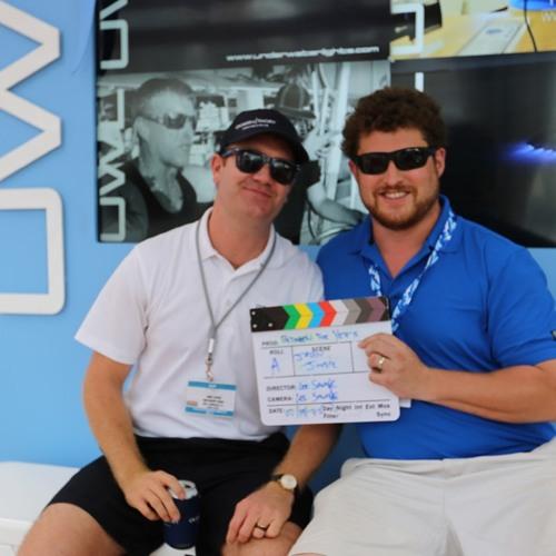 John Jarvie - Overseas Yacht Insurance - Miami Yacht Show 2017 - Between Two Yeti's