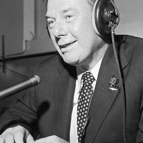 Arthur Godfrey Reports from President Franklin Delano Roosevelt's Funeral—April 14, 1945