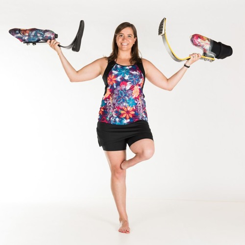 Mile Repeat 5 - Amputee Athlete Emily Harvey is an Ironman with 48 Seconds to Spare