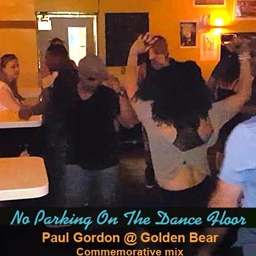 CDS27 - NO PARKING ON THE DANCE FLOOR