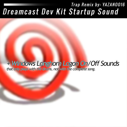 Dreamcast Dev Kit Startup with Longhorn Log On+Off Sounds