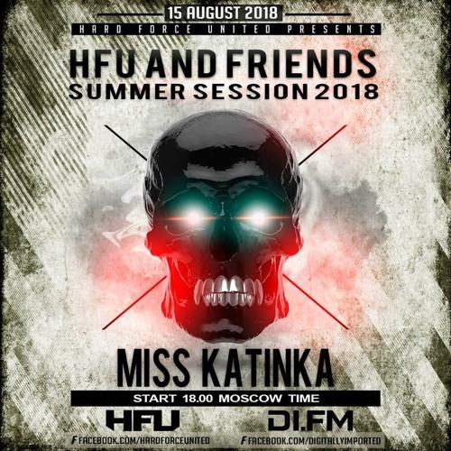 Miss Katinka - HFU Summer Mix 2018