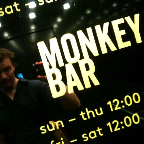 Saturday Night at Monkey Bar Berlin (August 2018)