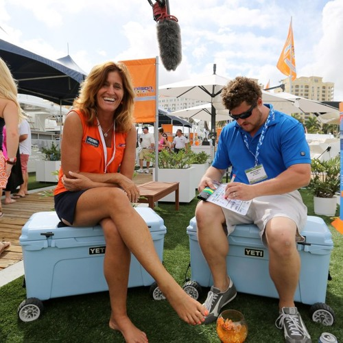 Cynthia Wummer Denison Yacht Sales Palm Beach 2017 Between Two Yetis Audio