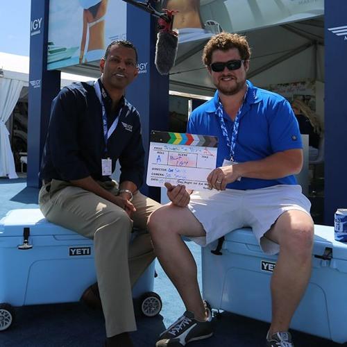 Bert Fowles IGY Marinas Palm Beach Boat Show 2017 Between Two Yetis Audio