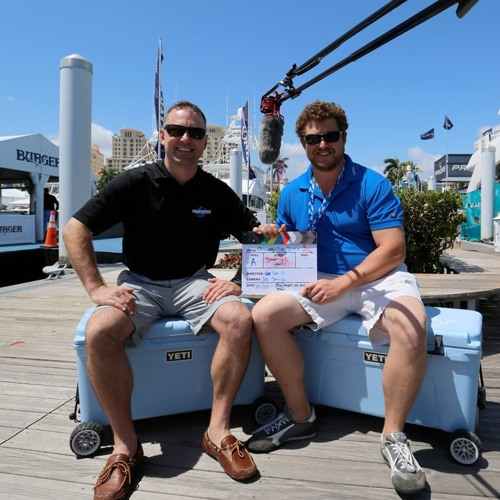 James Maitland Propspeed YPY Palm Beach Boat Show 2017 Between Two Yetis Audio