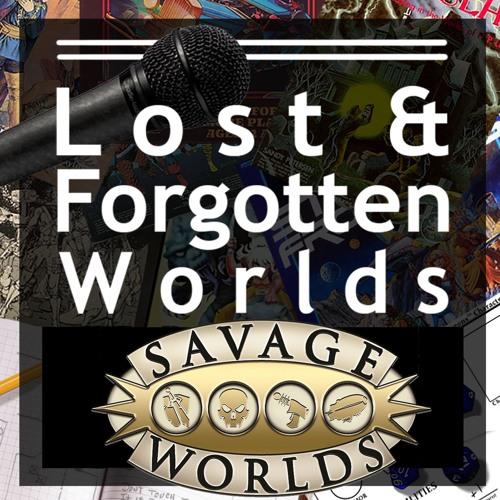 036 Crystal Heart - Savage Worlds - Ep 1