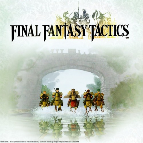 Episode 146: Final Fantasy Tactics ft. Tom Vasel