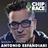 TheChipRace - Season 7 Episode 1 - Antonio Esfandiari, Nick Newport & Niall Farrell.