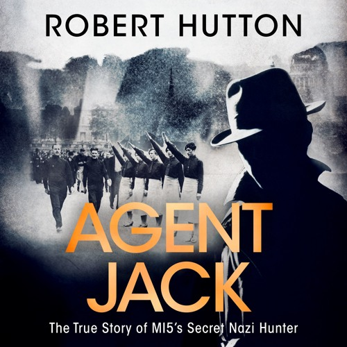 Agent Jack by Robert Hutton, read by Roger Davis