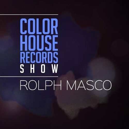 Rolph Masco - Color House Records@Proton Radio 13. August 2018.