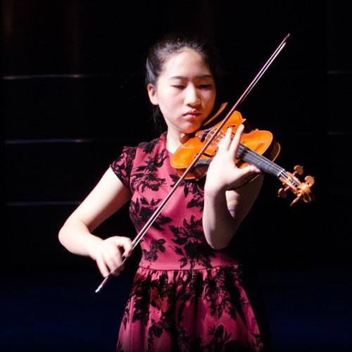 Jiyee Ahn, violin