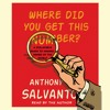 Anthony Salvanto on his audiobook WHERE DID YOU GET THIS NUMBER?