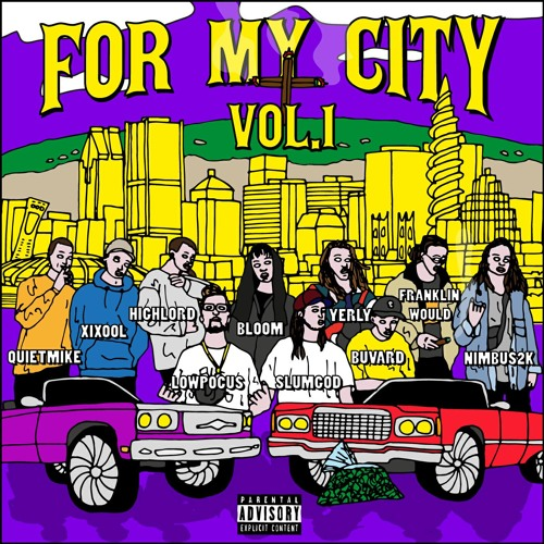 Shadows (For My City Vol.1 OUT EVERYWHERE)
