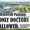 For Doctors in Parking Lots and Remarks on