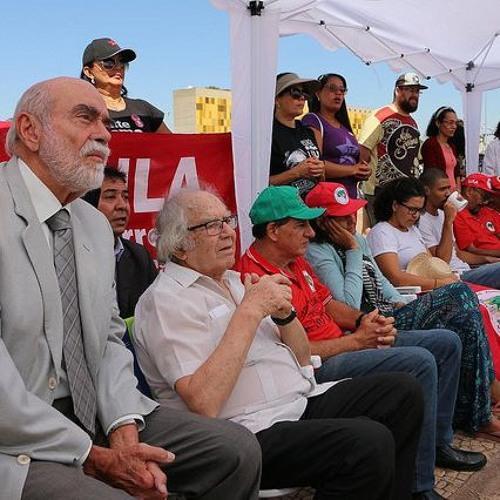 """""""Solidariedade ajuda a manter saúde física"""", afirmam grevistas de fome"""