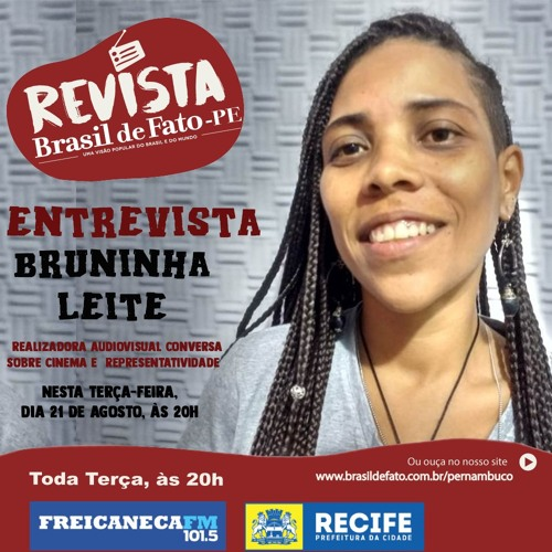 Ouça o Revista Brasil de Fato Pernambuco - 21/08/18