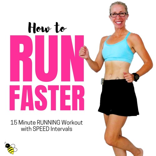 GET FASTER | 15 Minute RUN With SPEED Intervals