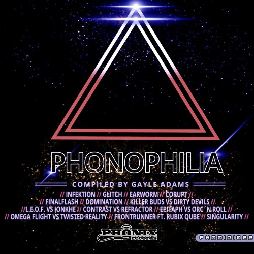 V/A - Phonophilia compiled by Gayle Adams