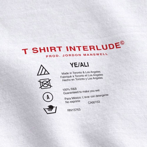 T shirt Interlude feat Tyus (prod by jordon manswell)