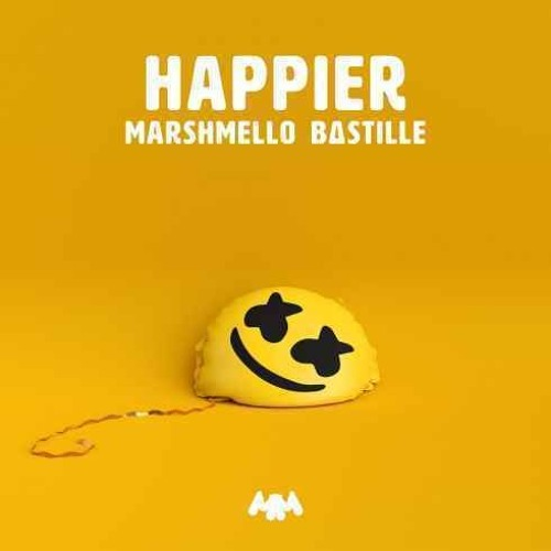 Marshmello ft Bastille - Happier(Ryan Enzed Remix)🎵FREE DL