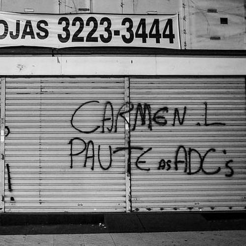 Pichações em Brasília pressionam ministra Cármen Lúcia a pautar ADCs