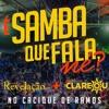 DVD CLAREOU E REVELAÇÃO - RODA DE SAMBA NA PRAIA 2018 BSP (DVD NÃO OFICIAL)