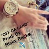 """Off Da Land"" Prod. By Ricky Racks"