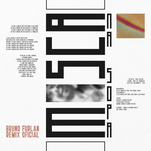 Raul Seixas - Mosca na Sopa (Bruno Furlan Remix Oficial)